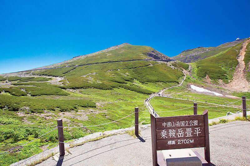 秋到来!雄大な山岳風景が広がる岐阜県高山市・乗鞍岳に登ってみよう!