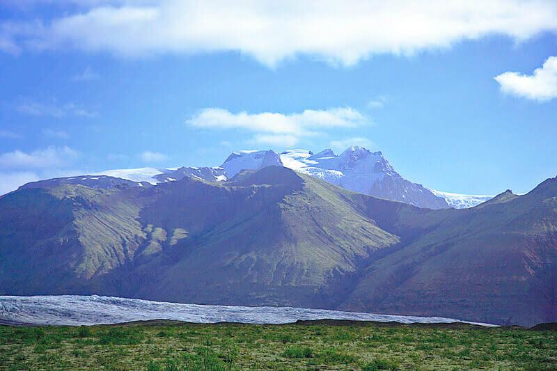 スカフタフェットル国立公園