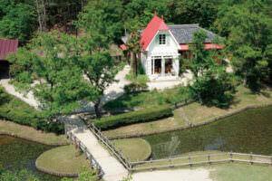 モリコロパーク サツキとメイの家