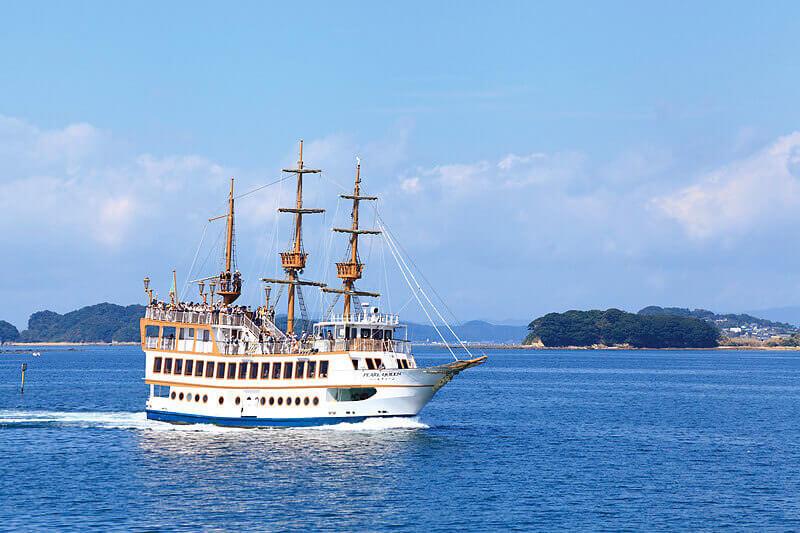パールクイーン 九十九島遊覧船