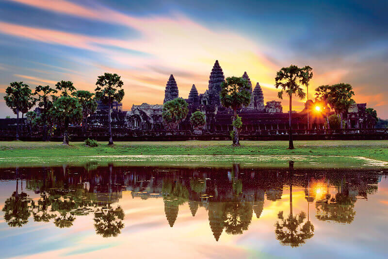 一生に一度行きたい世界遺産アンコール・ワット!カンボジアで人生が変わる体験がしたい…!