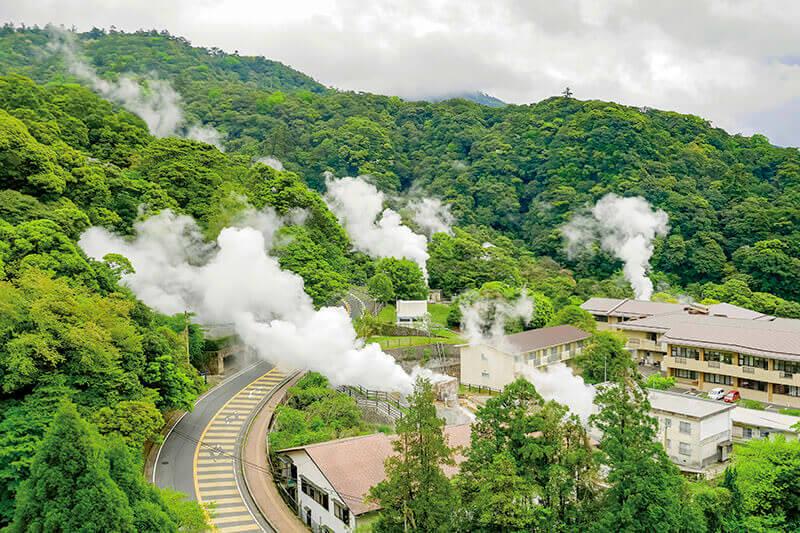 鹿児島・霧島エリアの温泉行くならどこにしよう?観光名所や歴史スポットも合わせて行こう!