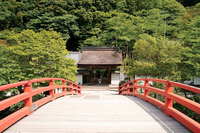 室生寺太鼓橋