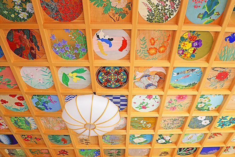 正寿院・天井画