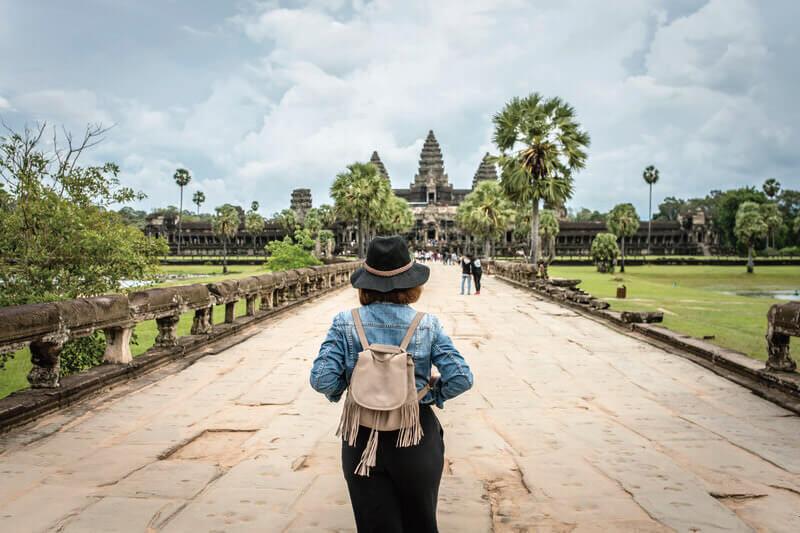 カンボジア 女子旅