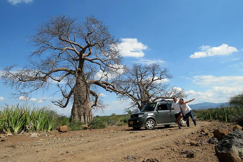 タンザニアで車を買う