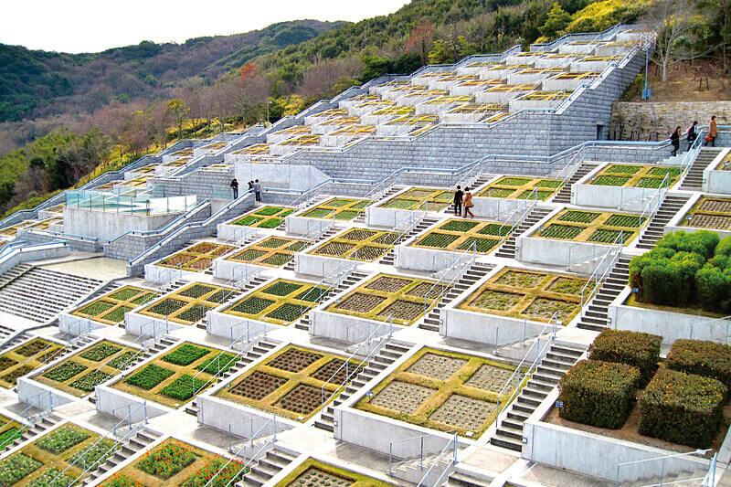 広大な庭園と四季折々の花々が美しい♪兵庫県「淡路夢舞台」でゆとりの休日を