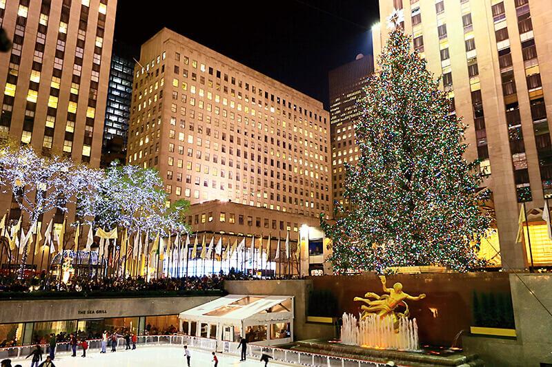 今年のクリスマスはニューヨークで過ごしたい♡ホリデーシーズンの楽しみ方!