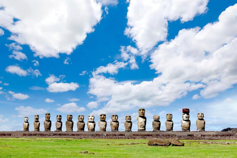 チリの定番観光スポット知っていますか?日本の反対側は絶景の宝庫♪