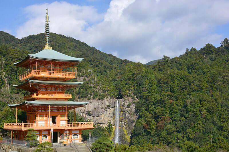 日本有数のパワースポット、和歌山「熊野那智大社」でパワーチャージしよう!
