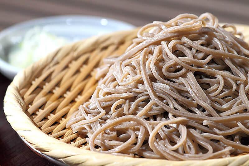 蕎麦 そば ソバ 和食 ざる ランチ