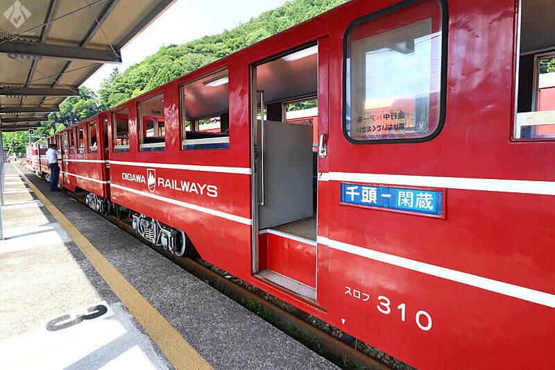 大井川鐵道 井川線「南アルプスあぷとライン」車両