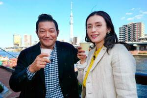 中嶋朋子 ©関西テレビ