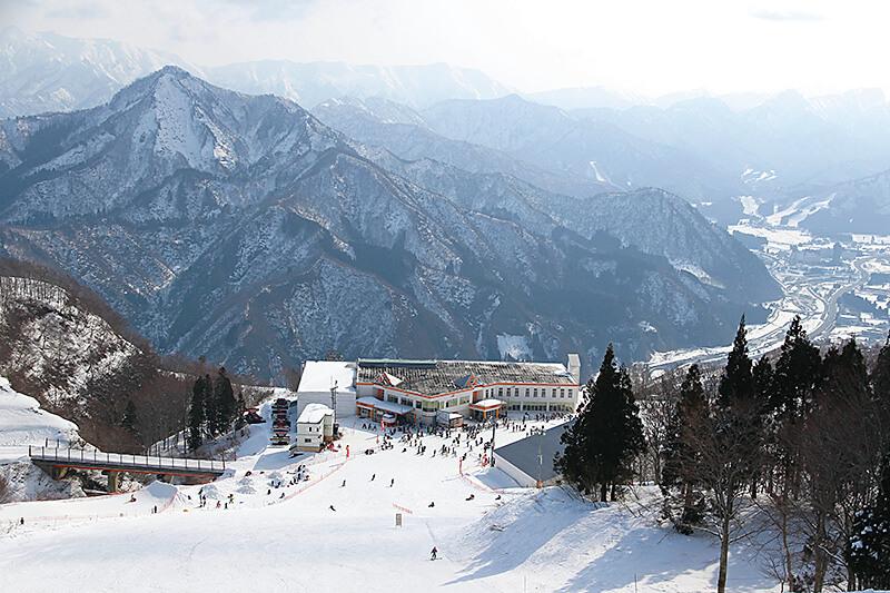 ガーラ湯沢スキー場 中級者コース