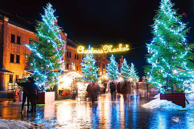 本場ドイツの雰囲気満載!横浜赤レンガ倉庫のクリスマスマーケットに行ってみよう