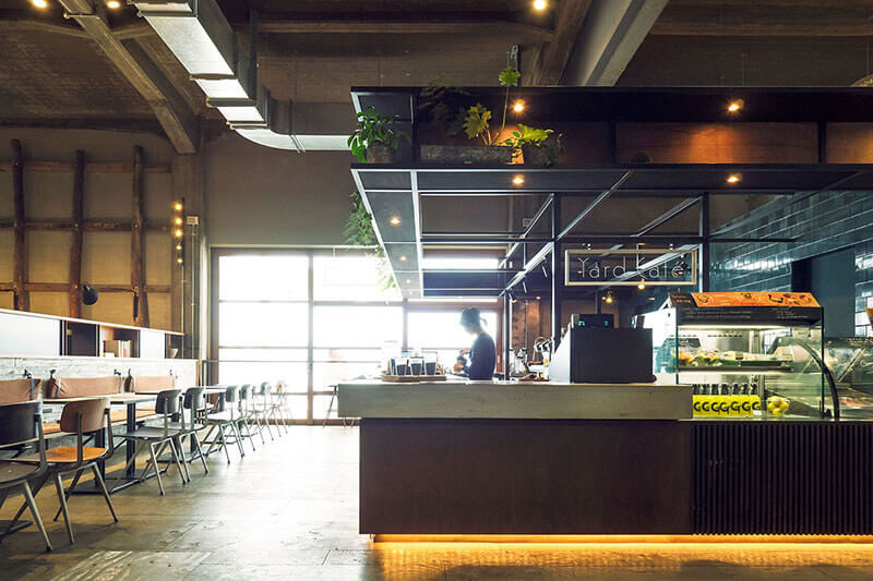 ONOMICHI U2 Yard Café