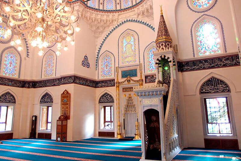 東京ジャーミィ・トルコ文化センター モスク