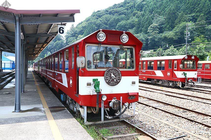 大井川鐵道 井川線「南アルプスあぷとライン」