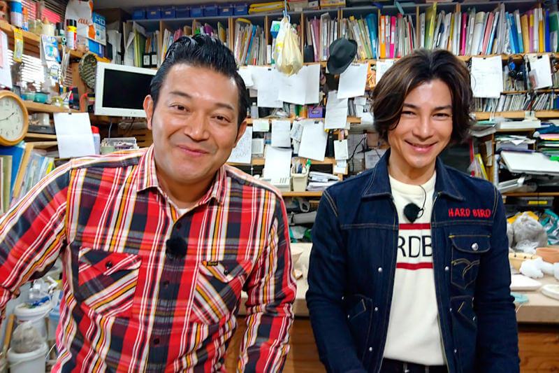 武田真治 ©関西テレビ