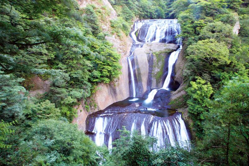 袋田の滝 第一観瀑台
