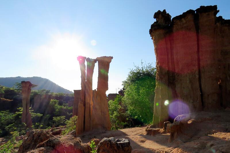 イシミラ遺跡