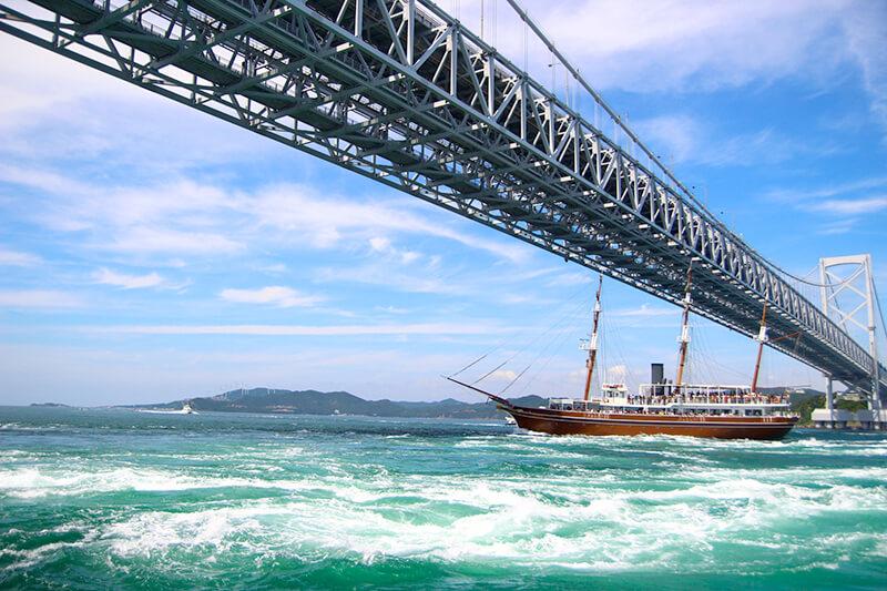 見どころたくさん兵庫県淡路島!観光スポットも温泉もグルメも楽しもう!