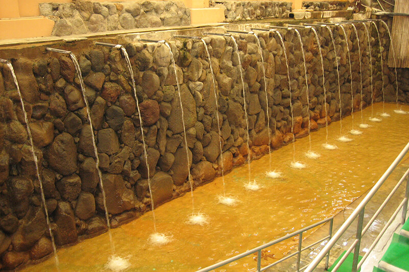 日本で唯一ミシュランガイド3つ星!大分・別府の日帰り温泉「ひょうたん温泉」に行こう