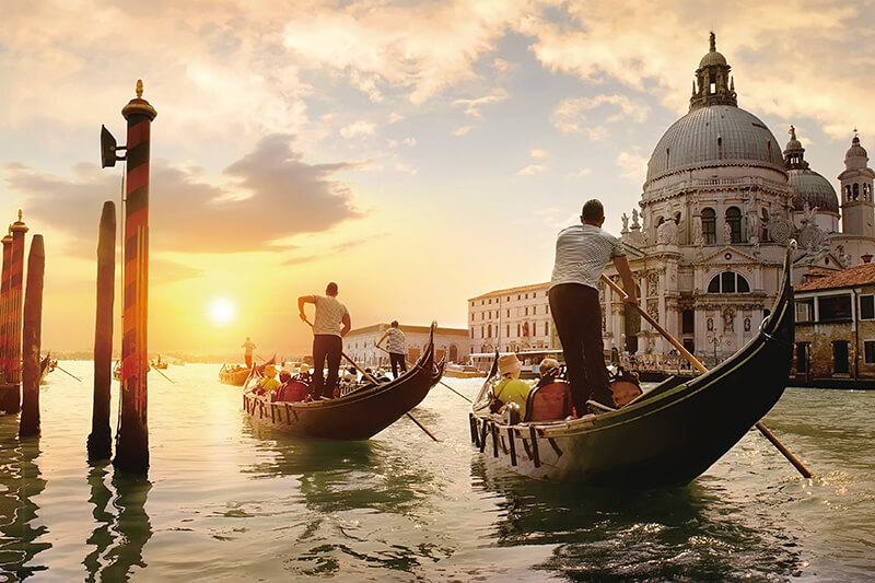 """水の都""""ベネチアは冬もまたいい!夏には味わえない魅力を楽しみに行こう"""