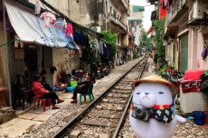 ベトナムの首都・ハノイ ©関西テレビ