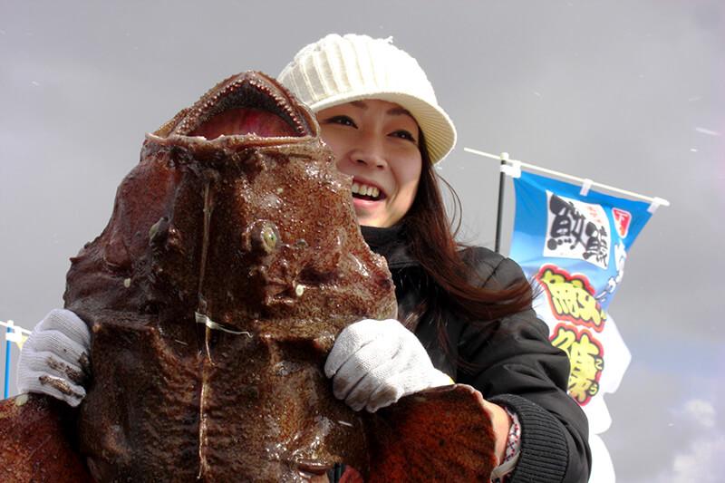風間浦村 感謝祭