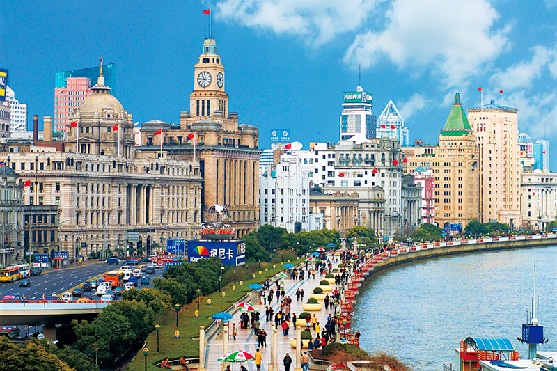 上海 外灘