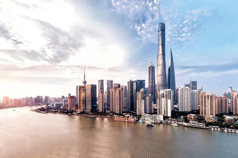 上海 上海タワー