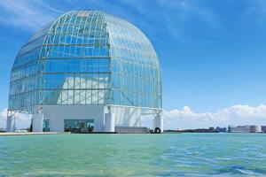 葛西臨海水族園 外観 2012/09