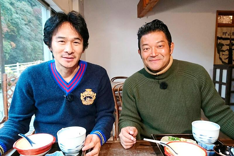 山口智充、伊原剛志 ©関西テレビ
