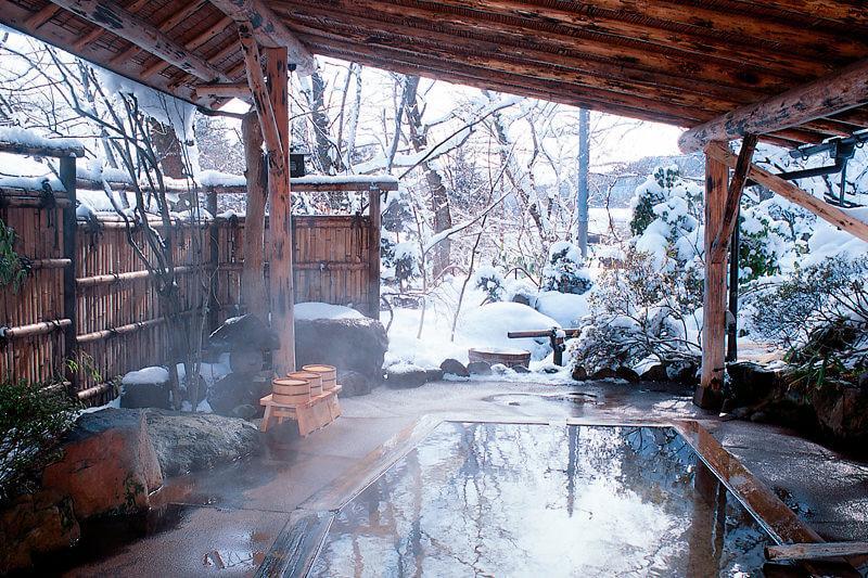 東鳴子温泉|写真提供:宮城県観光課