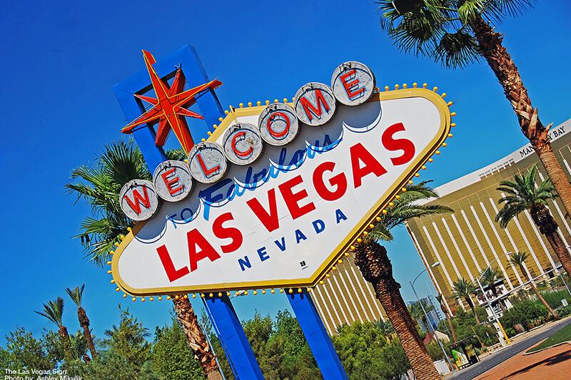 ラスベガス Welcome-to-Vegas-Sign