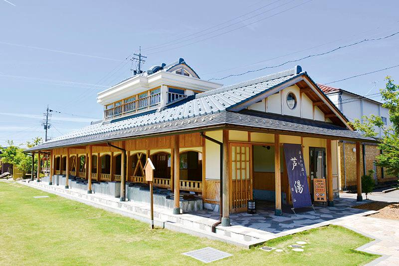 足湯やお座敷遊びなど温泉以外も大満喫♪福井県観光には「芦原温泉」がおすすめ