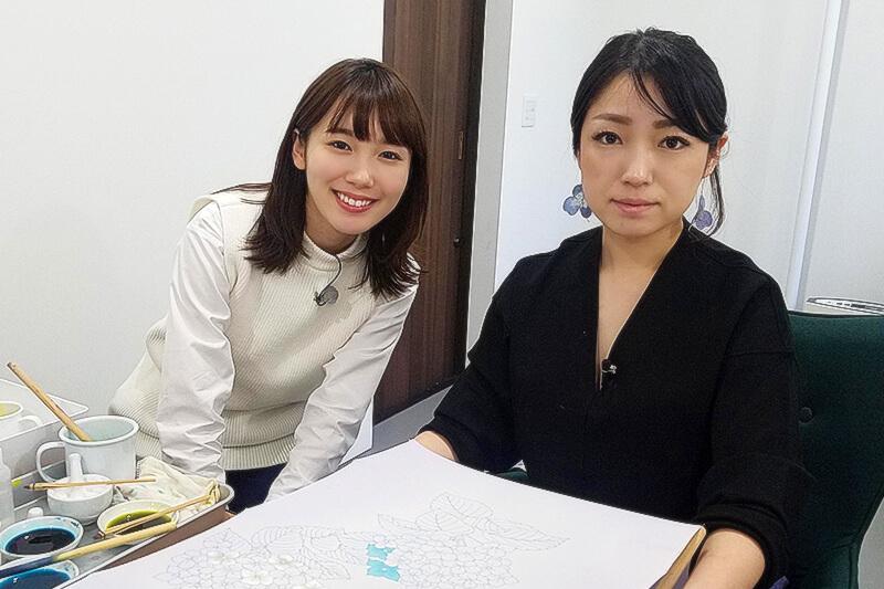 にじいろ3Kanヒロイン ©関西テレビ