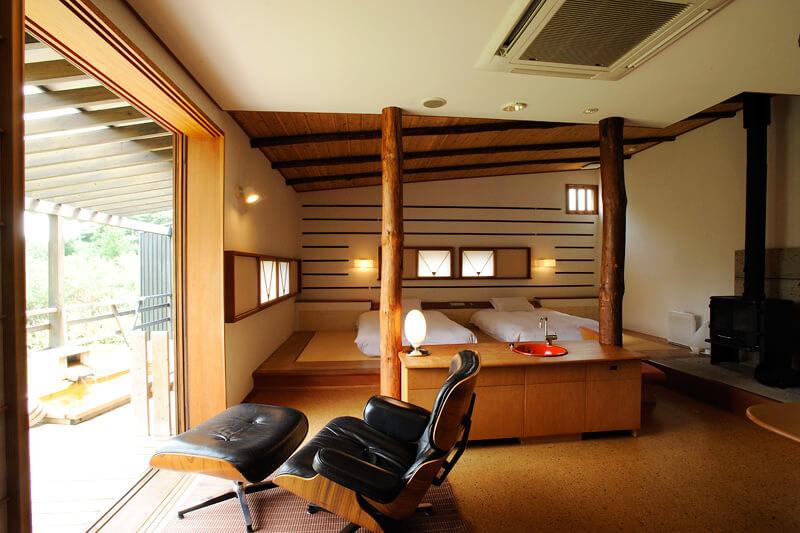 部屋一例 画像提供:おとぎの宿 米屋