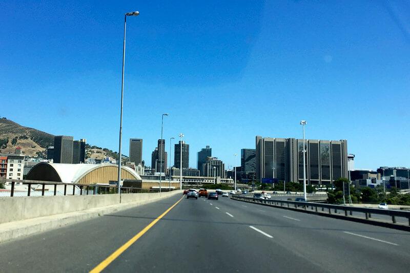 南アフリカ共和国 ケープタウン