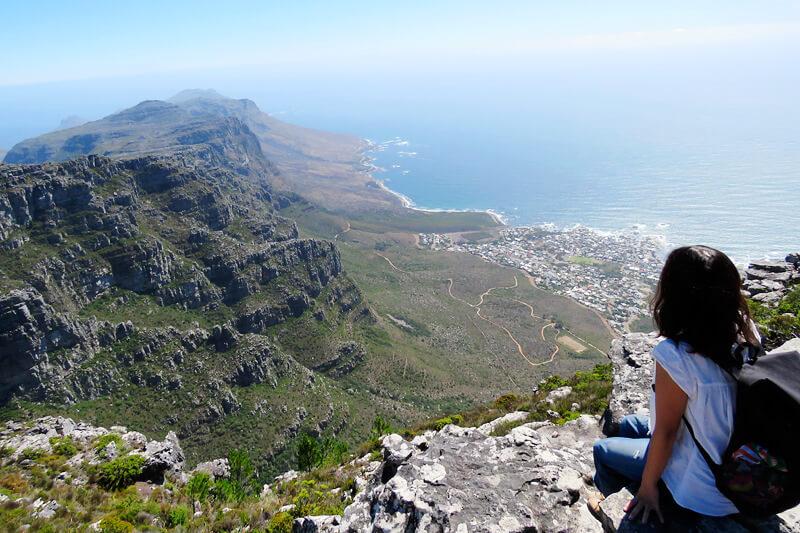 南アフリカ共和国 テーブルマウンテン