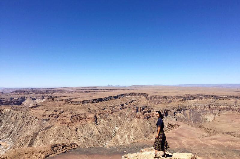 ナミビア・ナミブ砂漠