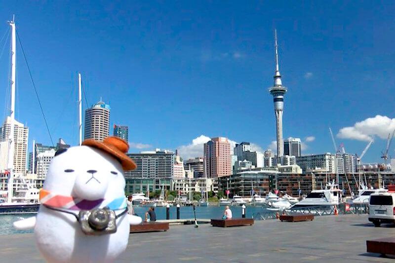 """ジーンちゃんがニュージーランド最大の都市・オークランドへ!""""温泉の聖地""""で見つけた秘境の天然温泉とは?"""