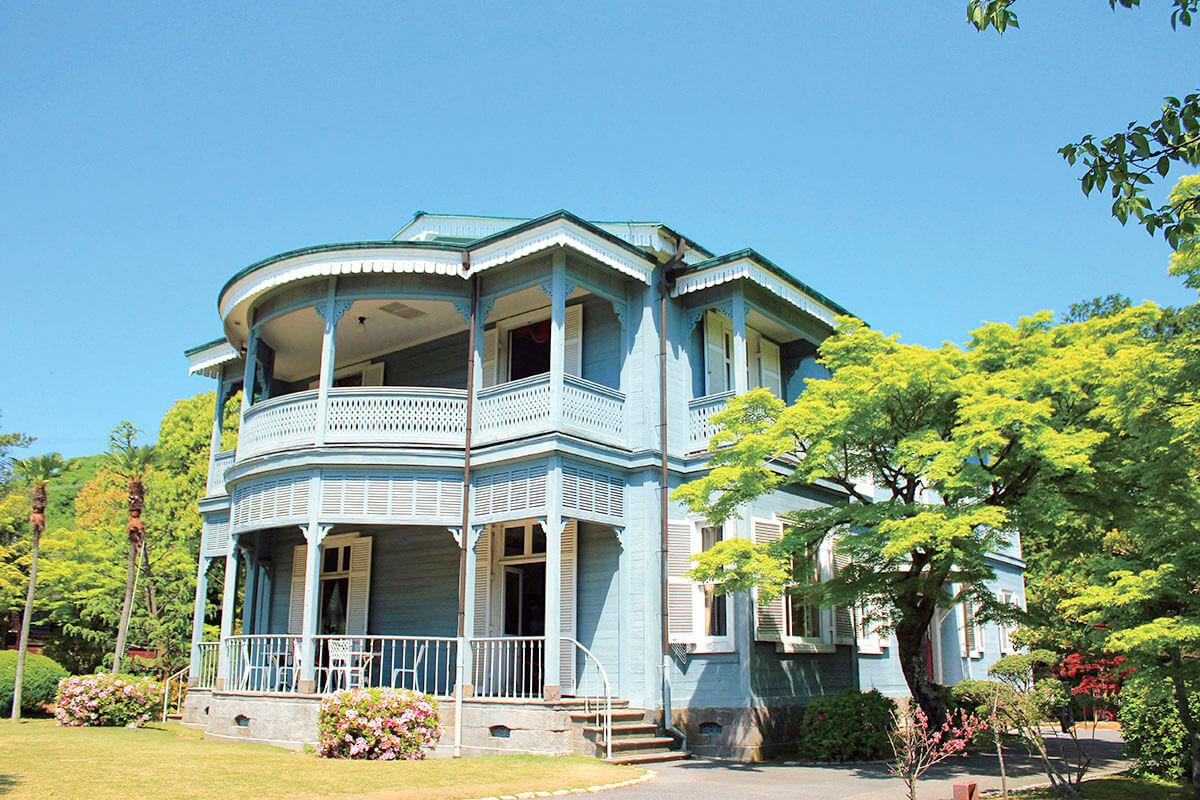 博物館明治村(旧西郷邸)