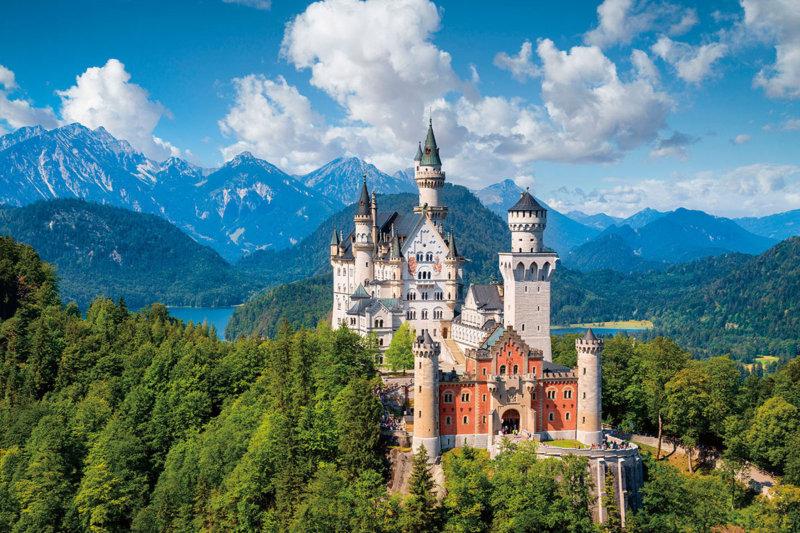 観光客が選んだドイツの人気観光スポットTOP3をご紹介します!!