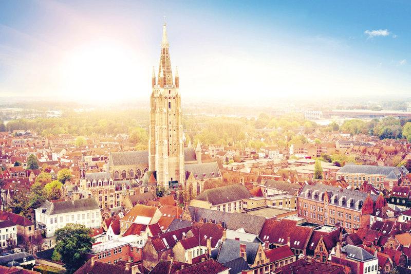 美しい街並みを満喫しよう!! ベルギーの世界遺産の街「ブルージュ」