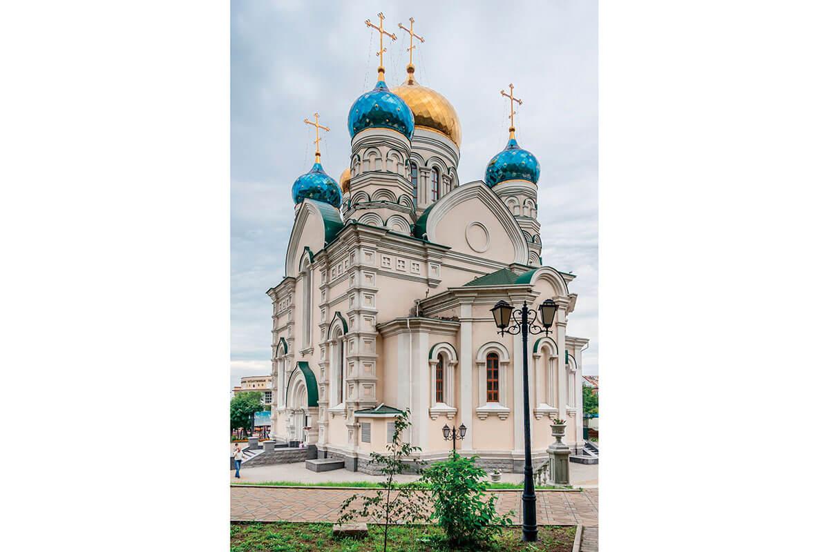 パクロフスキー教会