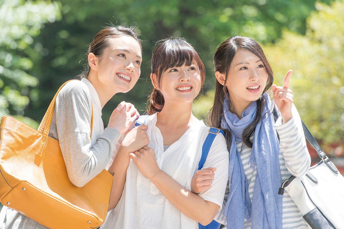 女子旅(イメージ)