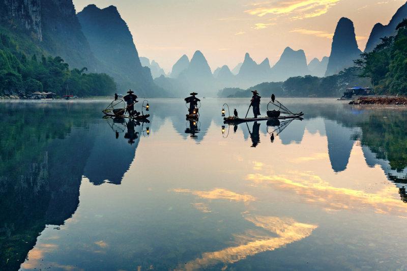 中国の美しき水の都「桂林」で楽しめるアクティビティ3選+おすすめホテル