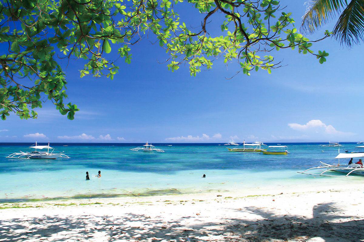 パングラオ島 アロナビーチ
